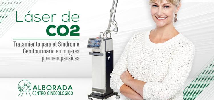 Láser de CO2. Tratamiento para el Síndrome Genitourinario en mujeres posmenopáusicas